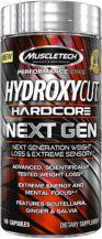 MuscleTech Hydroxycut Next Generation 100 kaps.