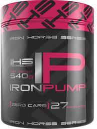 IHS Iron Horse Iron Pump Pomarańcz 540g