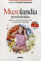 Muzolandia przedszkolaka + CD