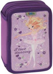 Piórnik Eurocom triple z wyposażeniem I love dancing