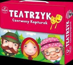 Promatek Teatrzyk Czerwony Kapturek  (GXP-605251)