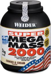 Weider Mega Mass 2000 Ciastko z kremem 3kg