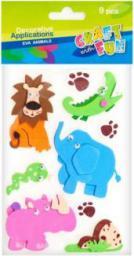 Euro Trade Pianka dekoracyjna zwierzęta (382738)