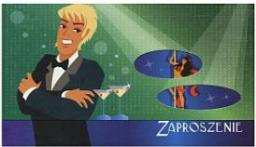 MERIGRAF Zaproszenie 4200