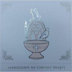 Pol-Mak Zaproszenia na Chrzest (ZKW CHR 40765)