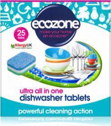 Ecozone Tabletki do zmywarki Ultra 25szt. (ECZ01471)