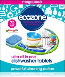 Ecozone Tabletki do Zmywarki ULTRA (ECZ01488)