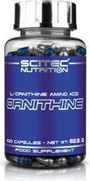 Scitec Nutrition Ornithine 100 kaps.