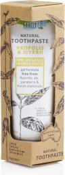 THE NATURAL FAMILY CO Naturalna pasta do zębów bez fluoru, Propolis i Myrrh 110g