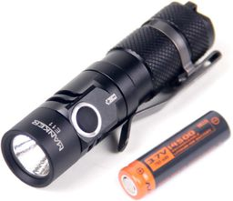 Latarka Manker E11 Cree XP-L LED Cool White + bateria (MNK_E11-6735)