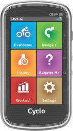 Nawigacja GPS MIO Cyclo 405