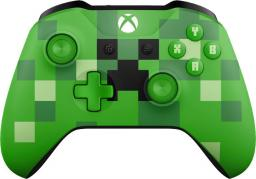 Gamepad Microsoft XBOX ONE Minecraft Creeper (WL3-00057)