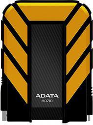 Dysk zewnętrzny ADATA HDD 2 TB Czarno-Żółty (AHD710P-2TU31-CYL)