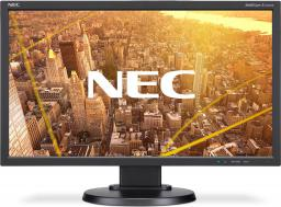 Monitor NEC MultiSync E233WMi black