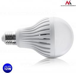 Maclean E27, 12W, 230V, CW, mikrofalowy czujnik ruchu i zmierzchu (MCE176)