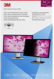 Filtr 3M HC238W9B High Clarity privacy do ekranu 23,8 16:9  (7100137841)