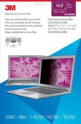 """Filtr 3M prywatyzujący HC140W9B 14"""" (7100138482)"""
