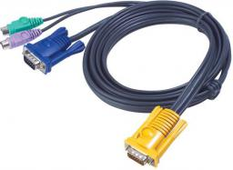 Kabel KVM Aten 2L-5202P Kabel HD15