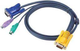 Kabel KVM Aten 2L-5203P Kabel HD15