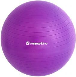 inSPORTline Piłka gimnastyczna Top Ball 45 cm fioletowa (3908)