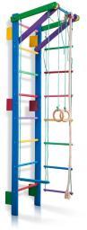inSPORTline Drabinka gimnastyczna dla dzieci z akcesoriami Teenager 2  (BE015)