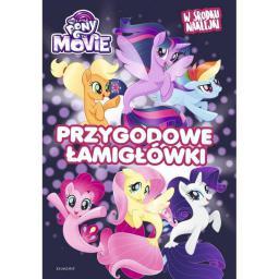 Egmont My Little Pony The Movie. Przygodowe łamigłówki (249123)