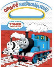 Chwyć kolorowankę, Tomek i przyjaciele