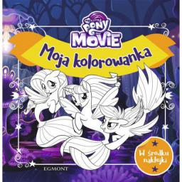 My Little Pony The Movie, Moja kolorowanka
