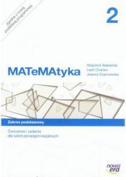 Matematyka LO kl.2 ćwiczenia / zakres podstawowy
