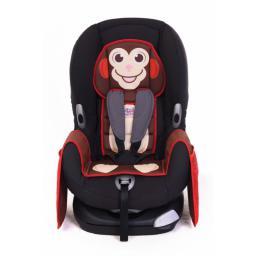 Koo-di Wkładka, organizer do fotelika samochodowego - Małpa (TBMONKEY)