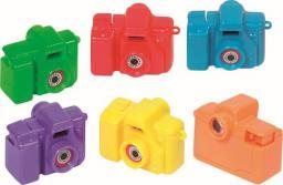 Goki Mini aparat z obrazkami, 6 wzorów. - 13163