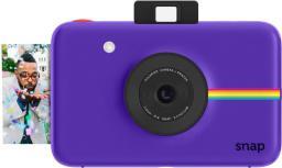 Aparat cyfrowy Polaroid SNAP Fioletowy (POLSP01PR)