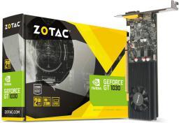 Karta graficzna Zotac GT 1030 LP 2GB GDDR5 (64 bit), HDMI, D-Sub, BOX (ZT-P10300E-10L)