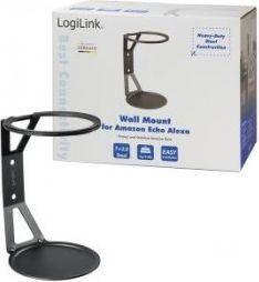 "LogiLink Wandhalterung LogiLink f. Amazon Echo ""Alexa"", schwarz - BP0031"
