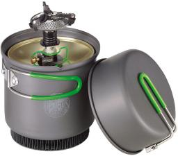 Optimus Zestaw Palnik i naczynia Crux Weekend HE Cook System Non-Stick 0.95 l (8019743)