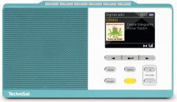 Radio Technisat DigitRadio KIRA 1 biało-zielony (0005/4995)