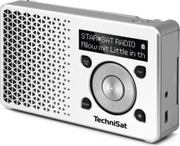 Radio Technisat DigitRadio 1 biało-srebrne (0001/4997)