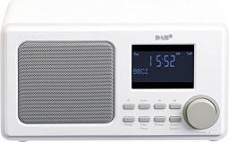 Radio Lenco DAR-010 białe