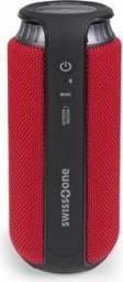 Głośnik Swisstone BX 500 czarno-czerwony (450111)