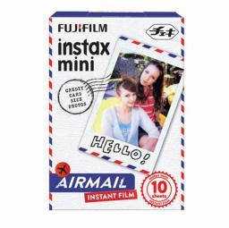 Fujifilm Wkłady ColorFilm Instax Mini AIRMAIL 10/PK