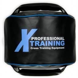 DBX BUSHIDO Kettlebell z regulacją wagi X-BAG czarny 1-40 kg