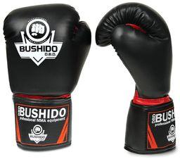 DBX BUSHIDO Rękawice bokserskie sparingowe RB-407 Bushido  roz. 12