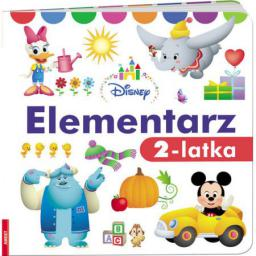 Ameet Disney. Elementarz 2-latka
