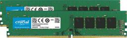 Pamięć Crucial DDR4, 32GB,2666MHz, CL19 (CT2K16G4DFD8266)