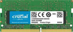 Pamięć do laptopa Crucial DDR4 SODIMM 16GB 2666MHz CL19 (CT16G4SFD8266)