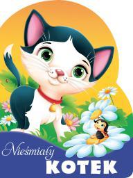 Wykrojniki Nieśmiały kotek