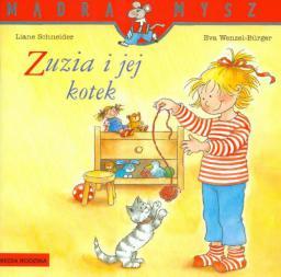 Mądra mysz - Zuzia i jej kotek