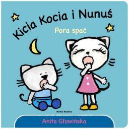 Kicia Kocia i Nunuś. Pora spać!