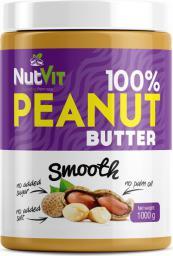 OstroVit NutVit 100% Peanut Butter Smooth 1000g
