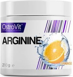 OstroVit Arginine pomarańcza 210g